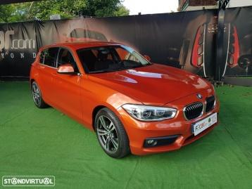BMW 116 d EfficientDynamics Line Sport GARANTIA ATÉ 5 ANOS