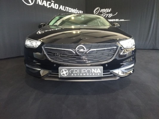 Opel Insignia Sports Tourer, 2019