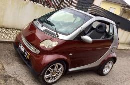 Smart ForTwo 0.8 CDi Cabrio