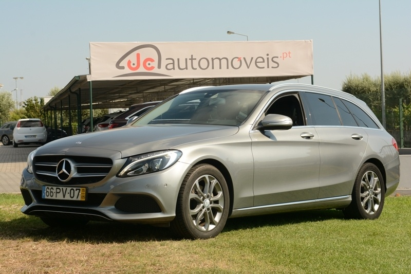 Mercedes-Benz C 200 BlueTEC Station Avantgarde 7G-Trónic