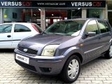 Ford Fusion 1.4 TDCi +