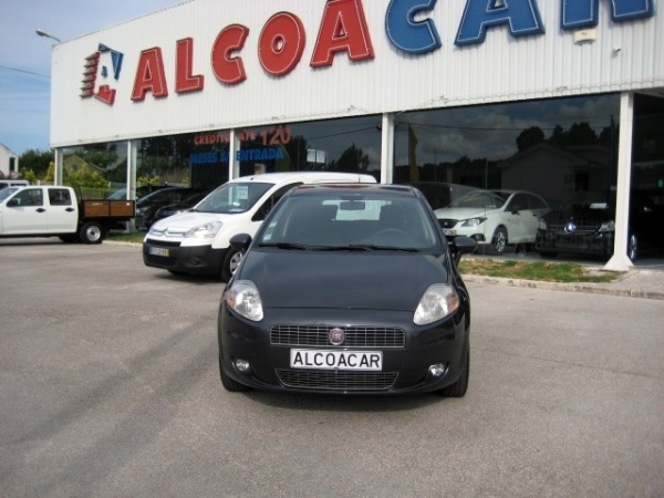 Fiat Punto 1.3 JTD Dinamic