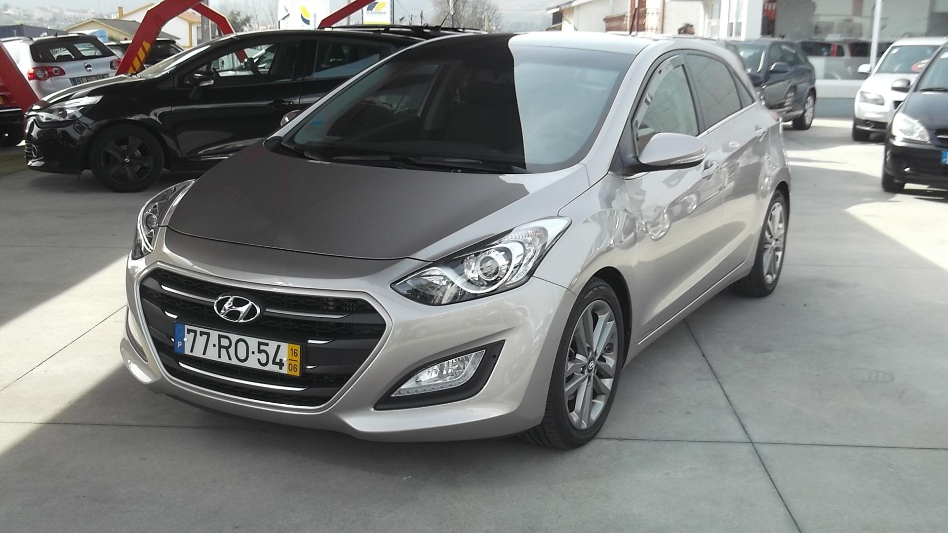Hyundai i30 1.6 CRDI BLUEACTIVE  GPS /TP
