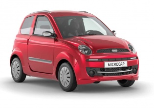 Microcar MGO 4 Dynamic