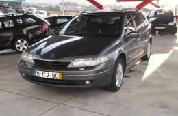 Renault Laguna Break 1.9 DCI EXCLUSIVE LUXE