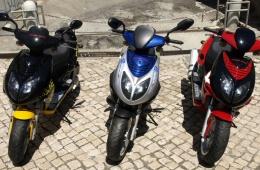 Outra não listada Znen 125cc