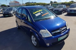 Opel Meriva 1.6 AUTOMÁTICA