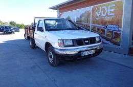 Nissan Pick Up d22 2.5d 3Lug Iva Dedutível