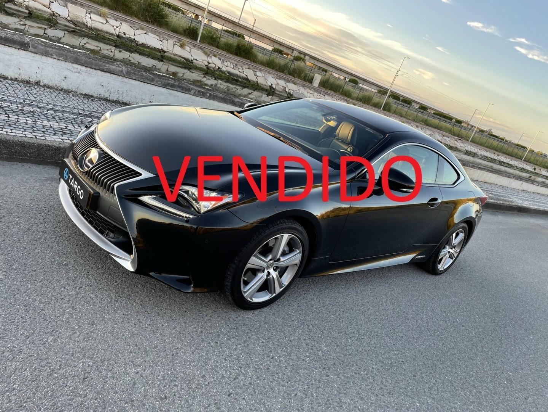 Lexus RC300H Executive