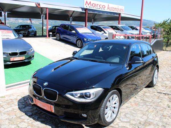 BMW Série 1 116D SportLine