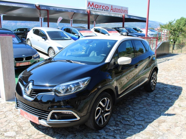 Renault Captur 1.5 DCI  110CV EXCLUSIVE X MODE