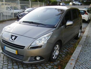 Peugeot 5008 Automática