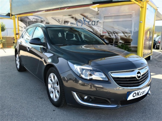 Opel Insignia Sports Tourer, 2015