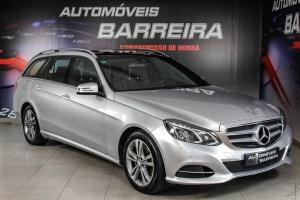 Mercedes-benz E 300 BlueTEC Hybrid Avantgard