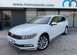 Vw Passat Variant 2.0 TDI Highline Full Led Câmara 360