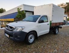 Toyota Hilux 2.5 D-4D 2WD CS CM