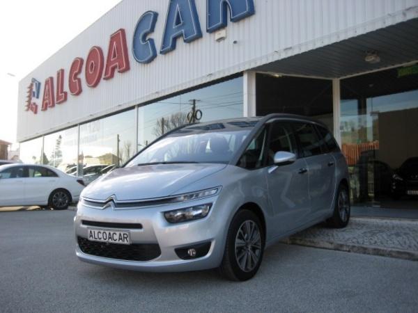Citroën C4 Grand Picasso 1.6 B HDI SHINE EAT6