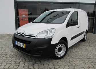 Citroën Berlingo 1.6 Club Blue Hdi -3 Lugares