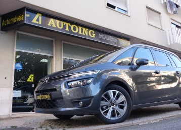 Citroën C4 Grand Picasso 1.6 HDI EXCLUSIVE 115CV CX AUT.