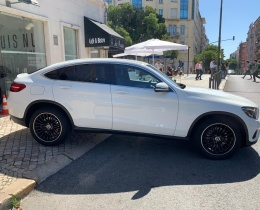 Mercedes-Benz GLC 250 D 4 MATIC 9G-TRONIC
