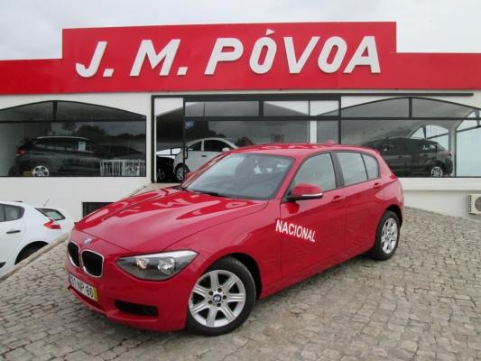 BMW Série 1, 2013