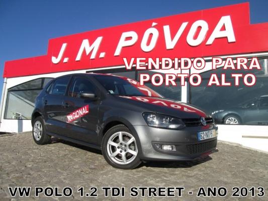 Vw Polo, 2013