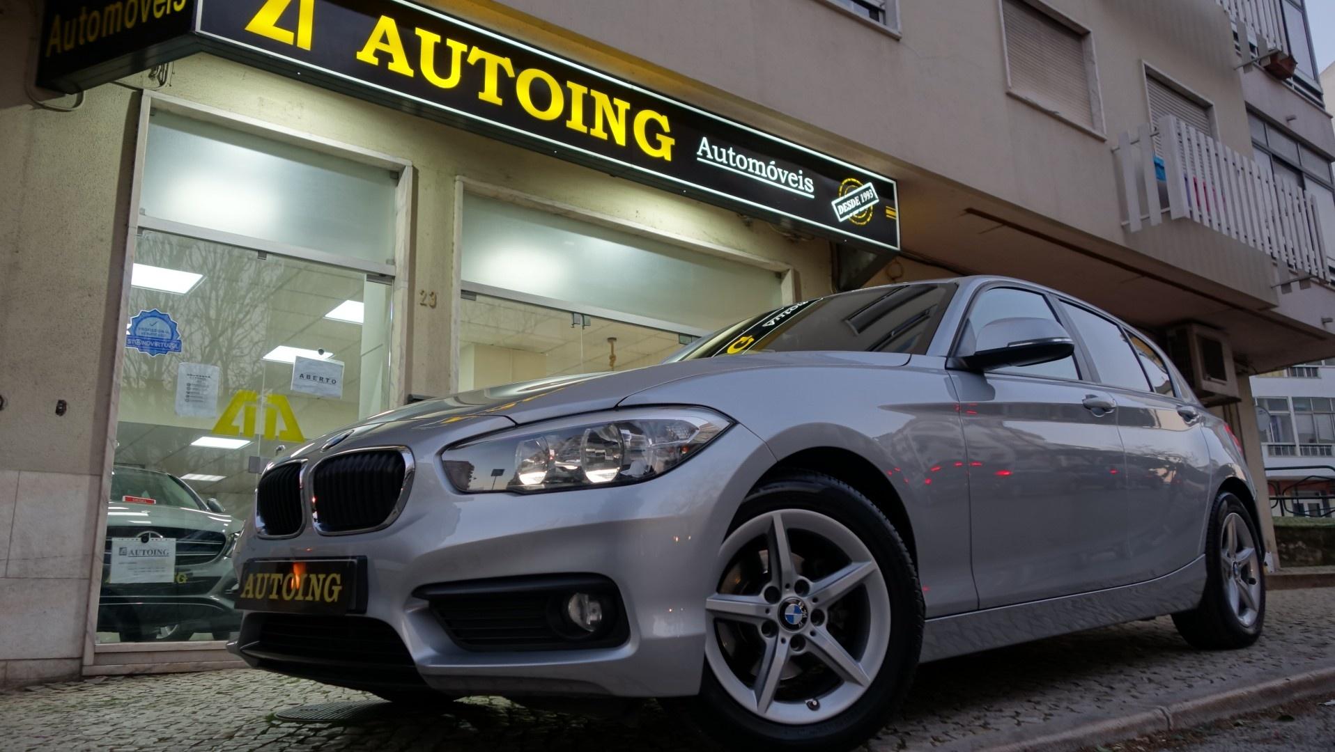 BMW 116 D ADVANCE NACIONAL