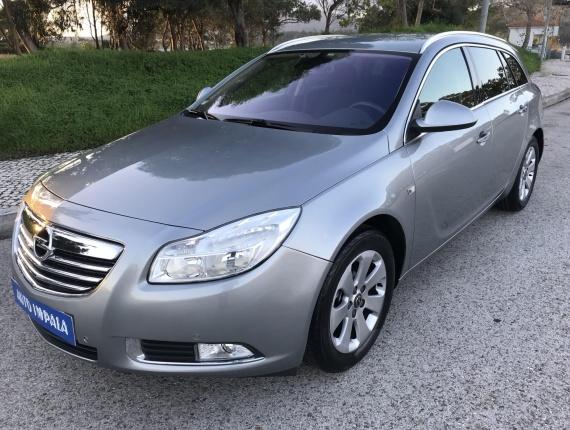 Opel Insignia Sports Tourer Cosmos Active-Select