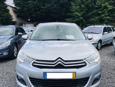 Citroën C4 1.6 HDI 110CV EXCLUSIVE