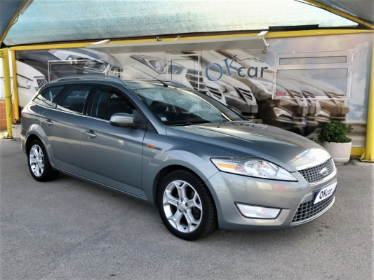 Ford Mondeo SW, 2007