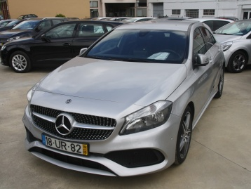 Mercedes-Benz A 180 D AMG