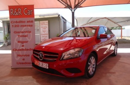 Mercedes-Benz A 180 CDi Style BE
