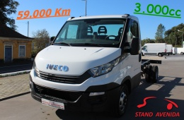 Iveco Daily 35-150 // 3.000 cc // 2018