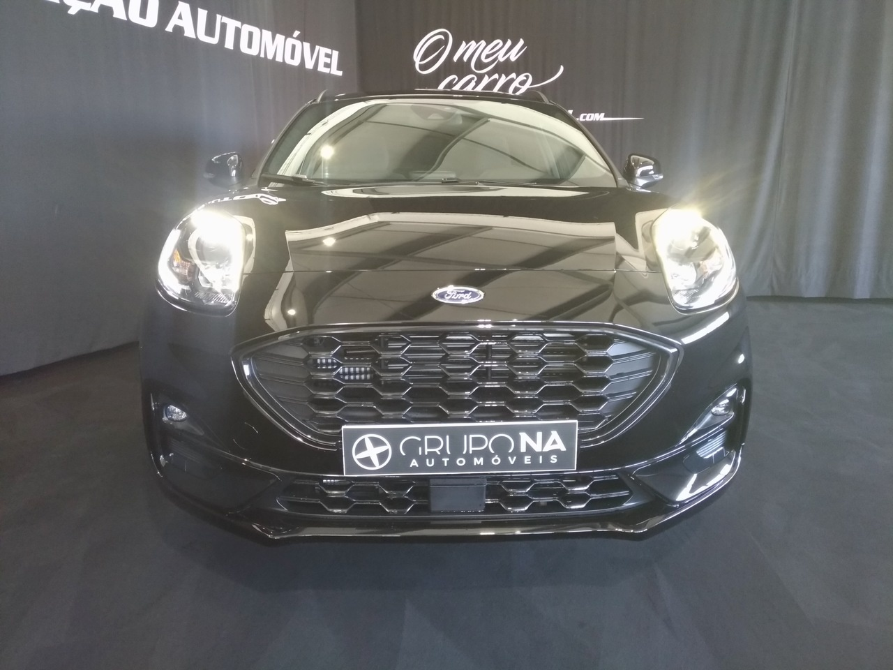 Ford Puma 1.0 EcoBoost MHEV 125cv 6 velocidades ST Line Plus 5 lugares 5 portas