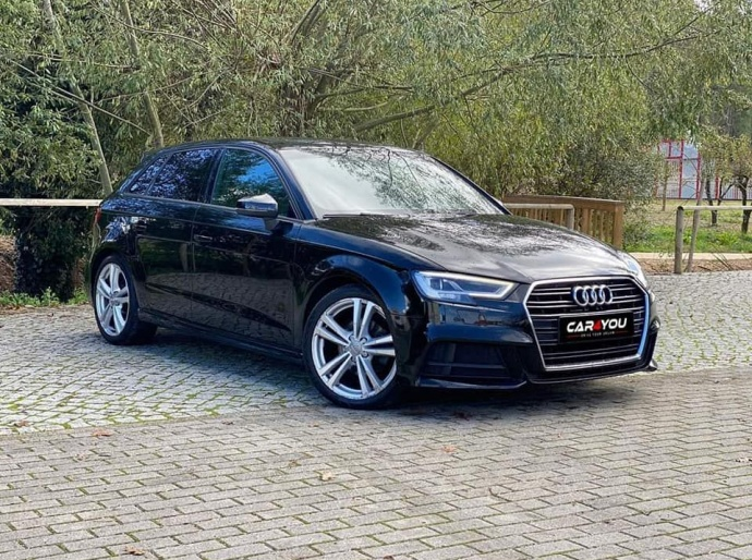 Audi A3 sportback 1.6 TDI S-LINE
