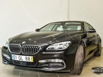 BMW 640 Grand Coupé Luxury