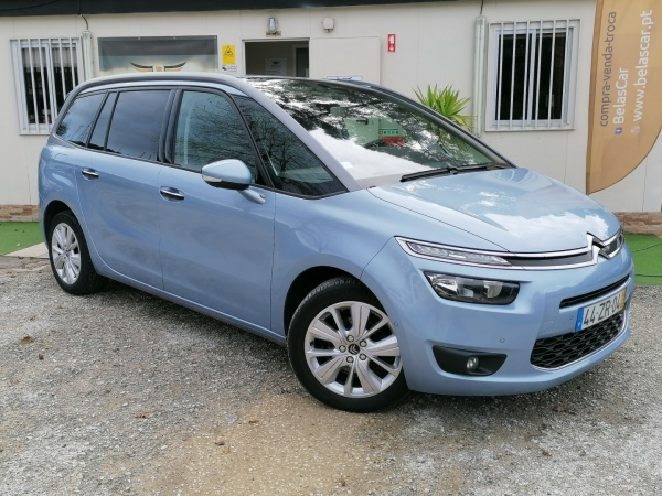 Citroën C4 Grand Picasso EXCLUSIVE FULL EXTRAS