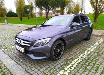 Mercedes-Benz C 200 ST BLUETEC FLEET PACK