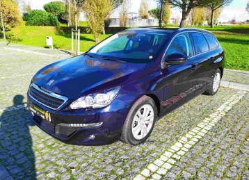 Peugeot 308 SW 1.6 BLUEHDI 120CV ALLURE