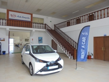 Toyota Aygo 1.0 X PLAY + AC + XTOUCH 5P