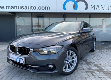 BMW 318 d Touring Line Sport