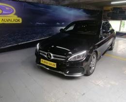 Mercedes-benz 220 AMG BLUE TEC