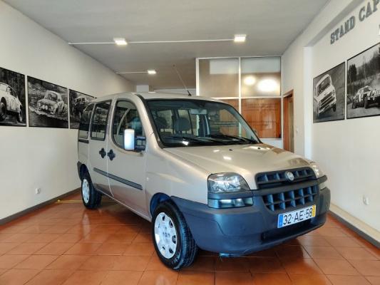 Fiat Doblo, 2005
