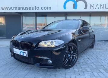 BMW 525 d Pack-M