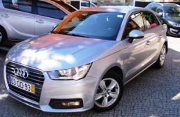 Audi A1 Sportback 1.6 TDI s/tronic 116cv