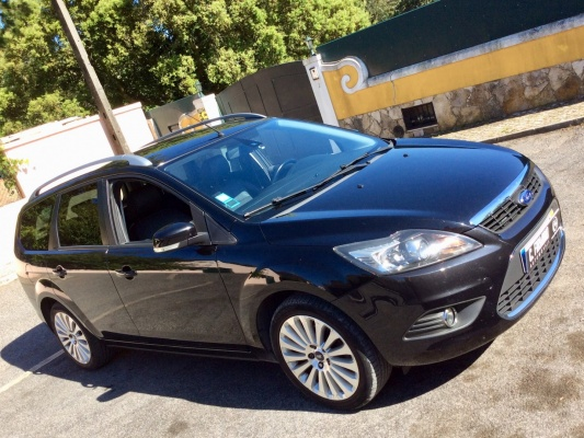 Ford Focus SW, 2010