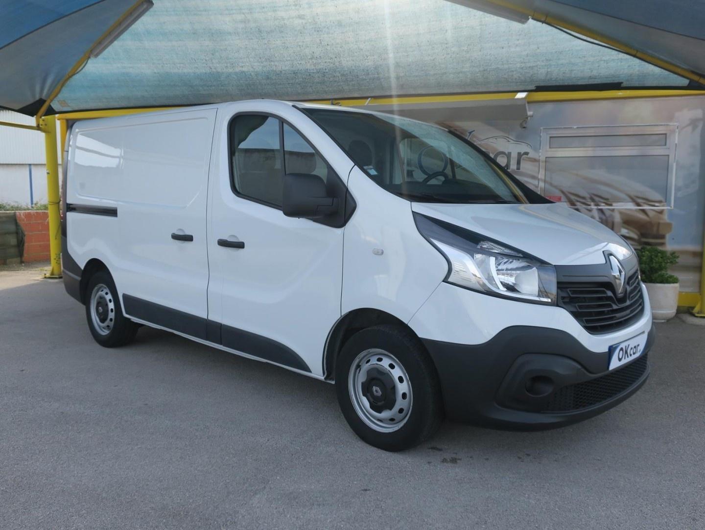 Renault Trafic 1.6 dCi L1H1 120cv