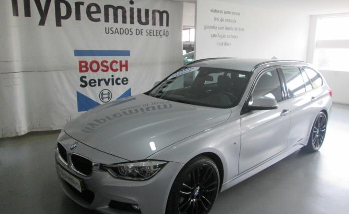 BMW 318, 2017