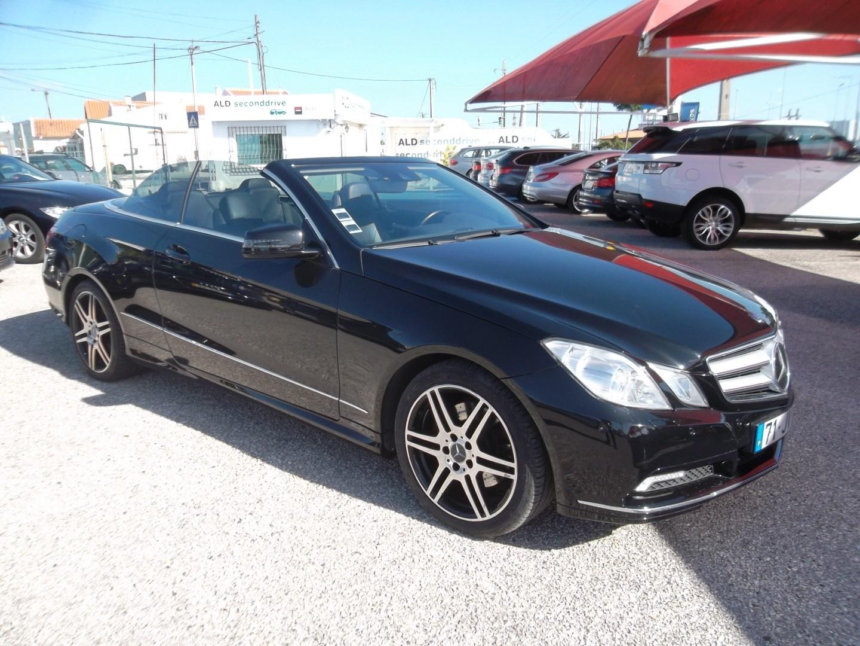 Mercedes-Benz E 350 CDI CABRIO AMG
