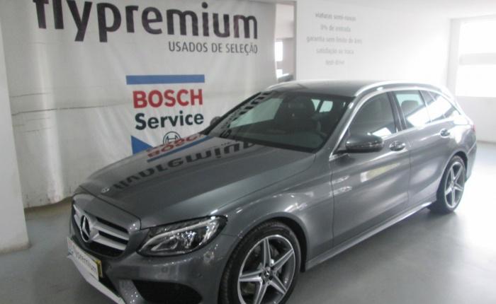 Mercedes-Benz C 200, 2018